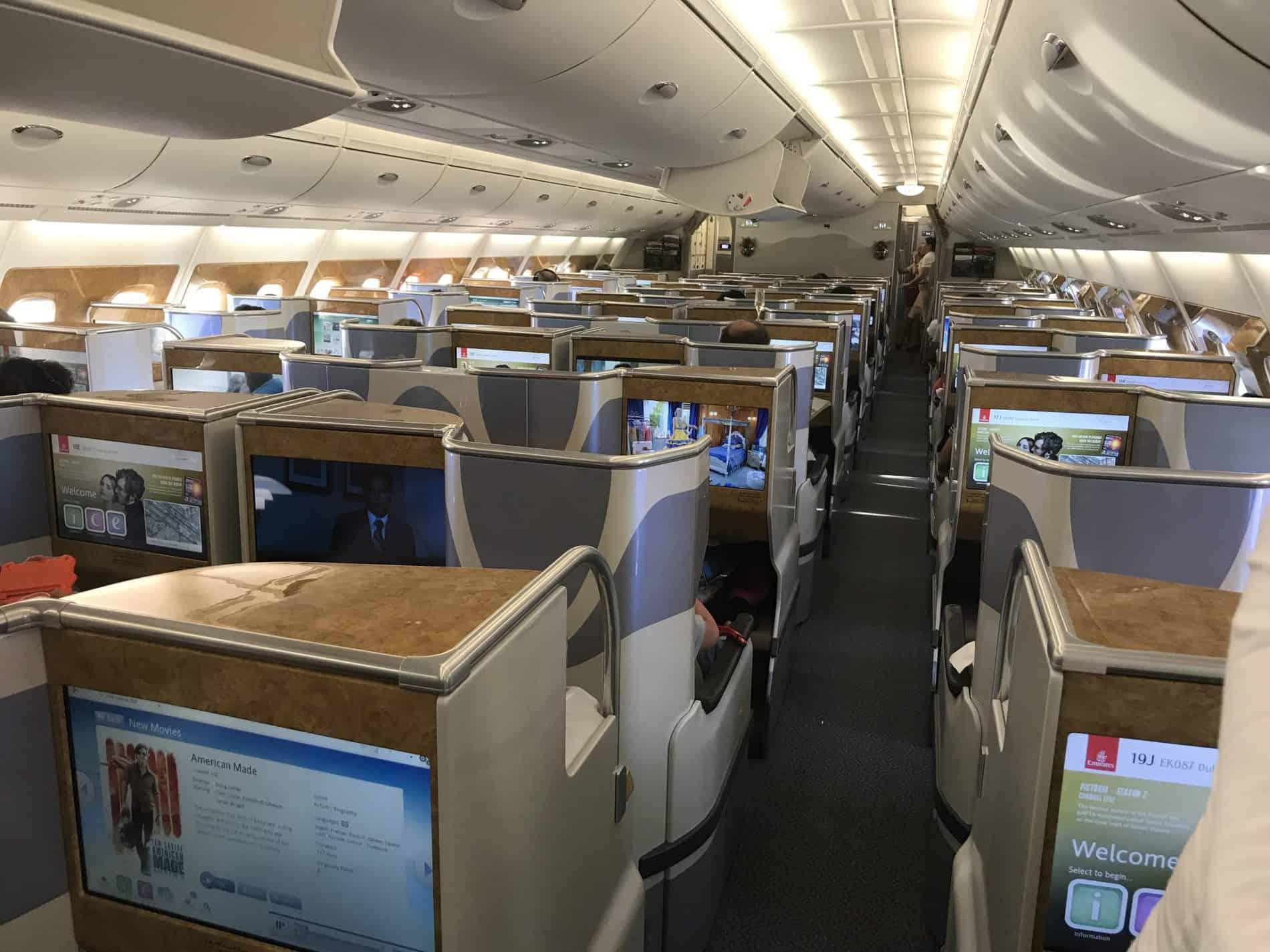 Business Class Deals. Emirates