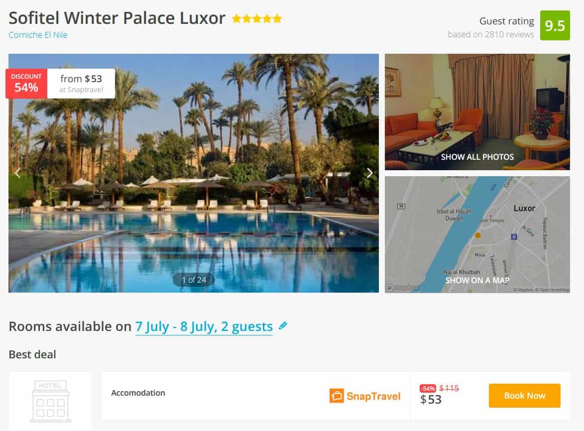 Sofitel Luxor