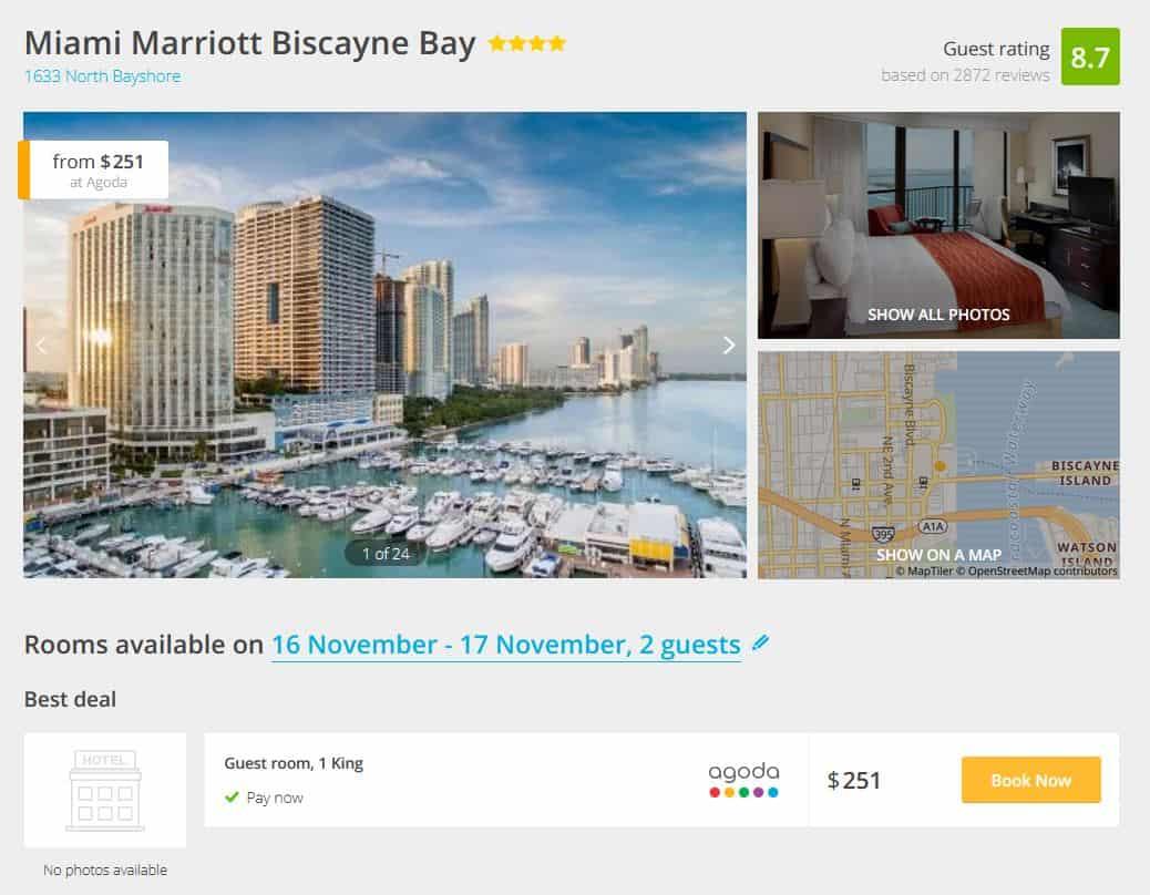 Miami Marriott