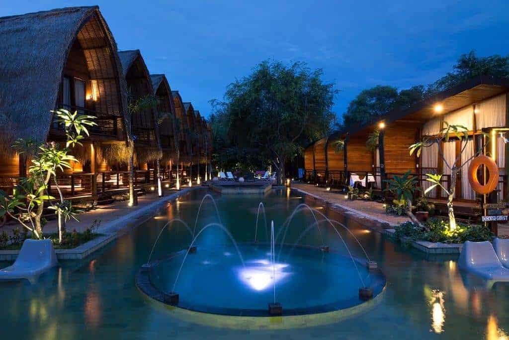 Lombok Hotel Deal