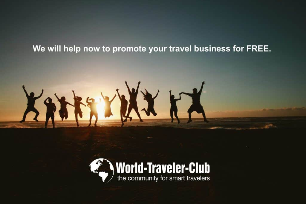 We will promote your travel business for FREE