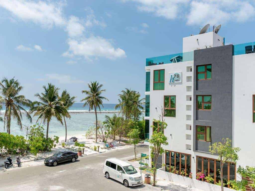 Maldives Hotel Deal