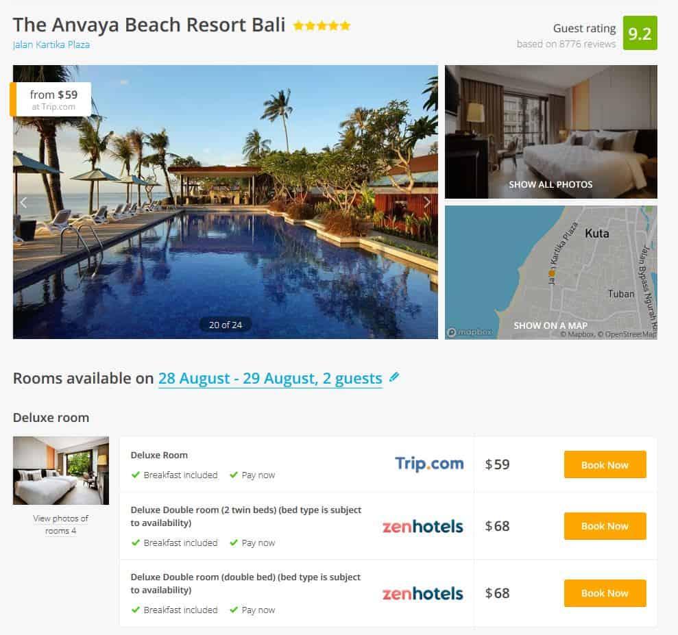 Luxury Bali Escape