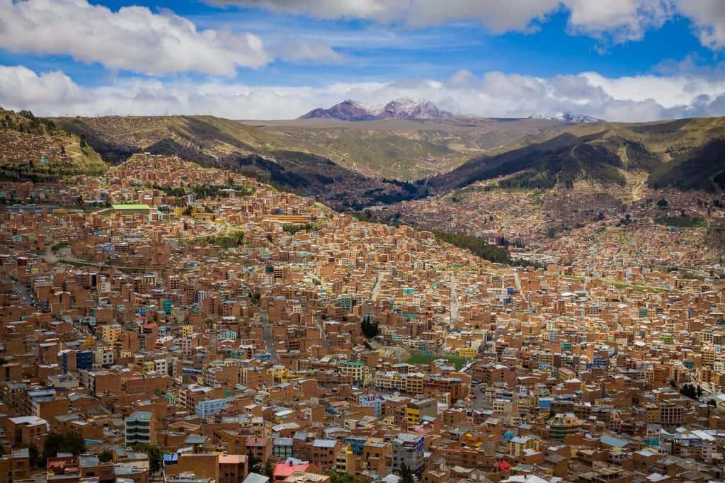 La Paz,