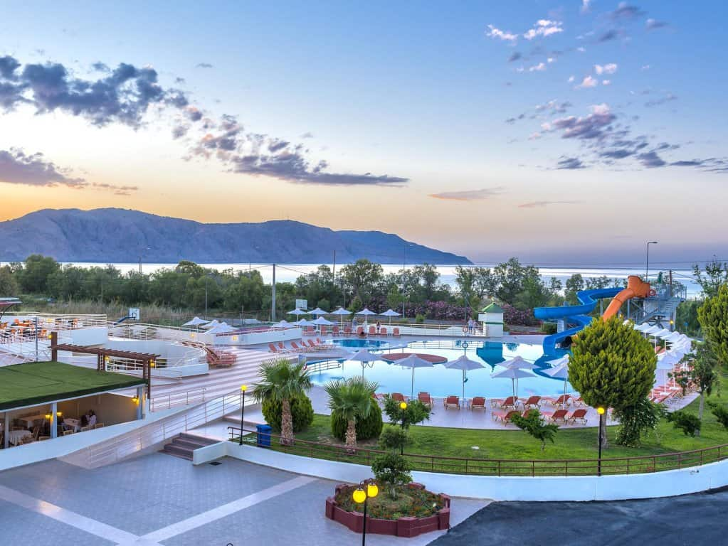 Crete Hotel Deal