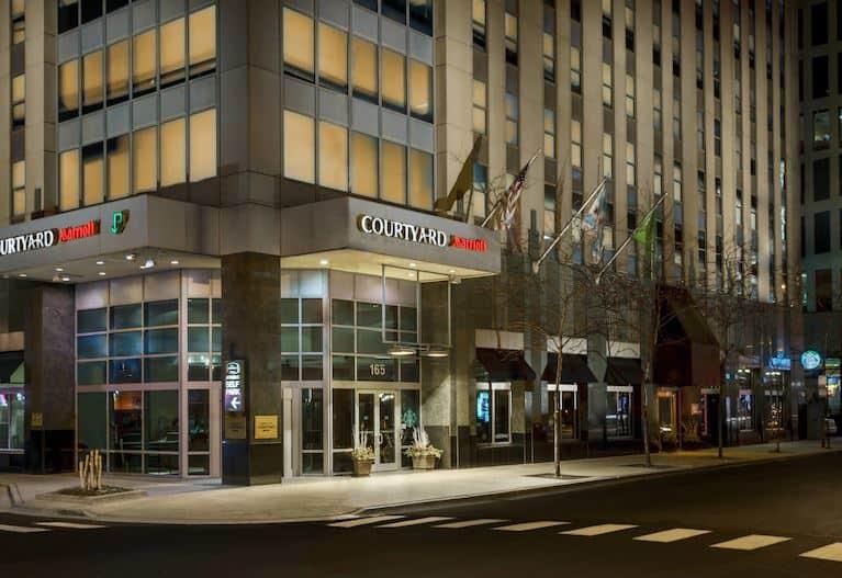 Courtyard-chicago