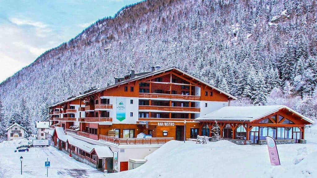 Dormio Resort Les Portes du Mont Blanc