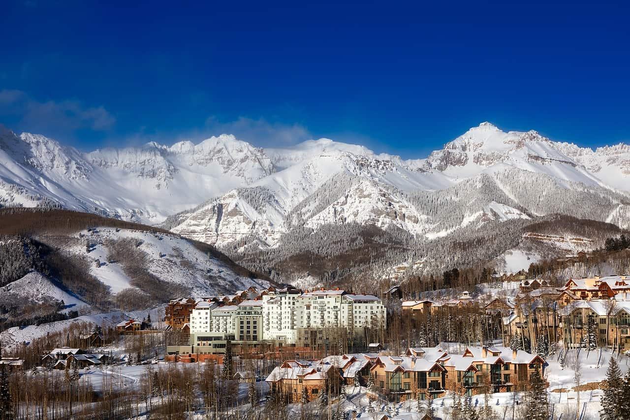 ski, vacation