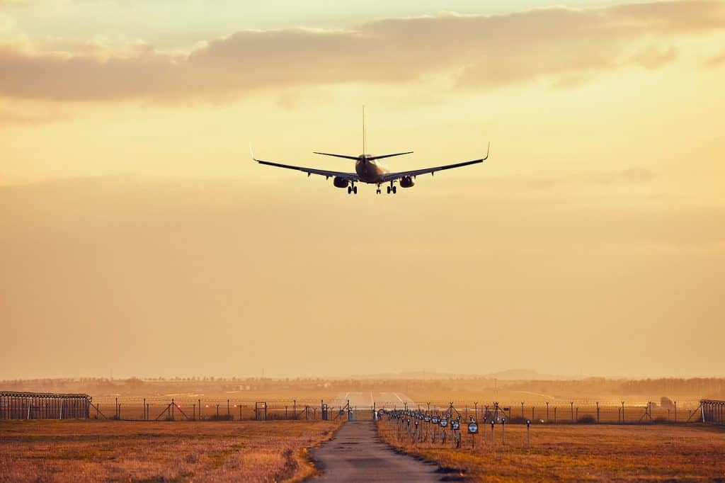 Airplane Flight Deals