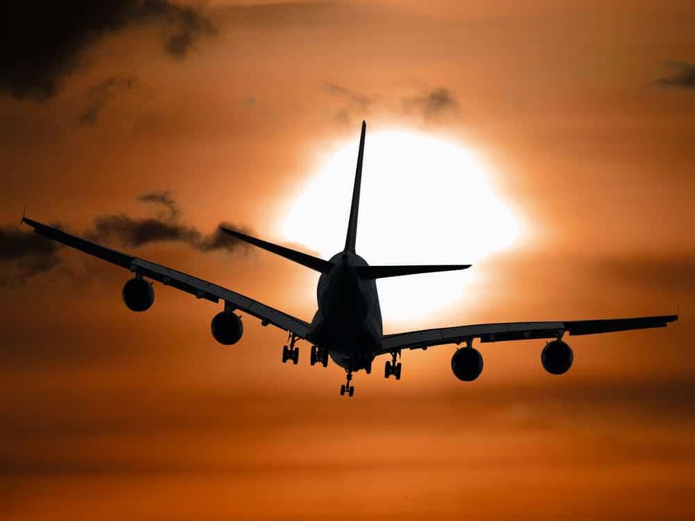 Cheap Flights, airplane