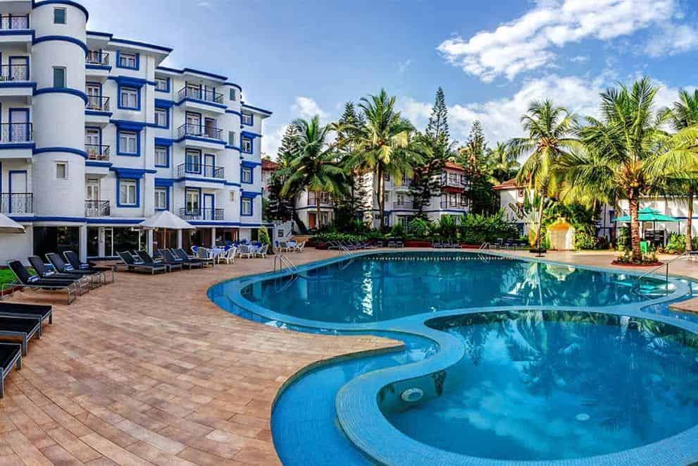 Goa Hotel Deal