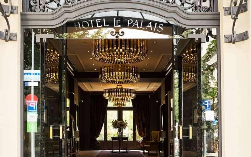 Le Palais Art Hotel